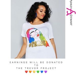 🏳️‍🌈#PRIDE T-Shirt 💛Earnings will be donated💛